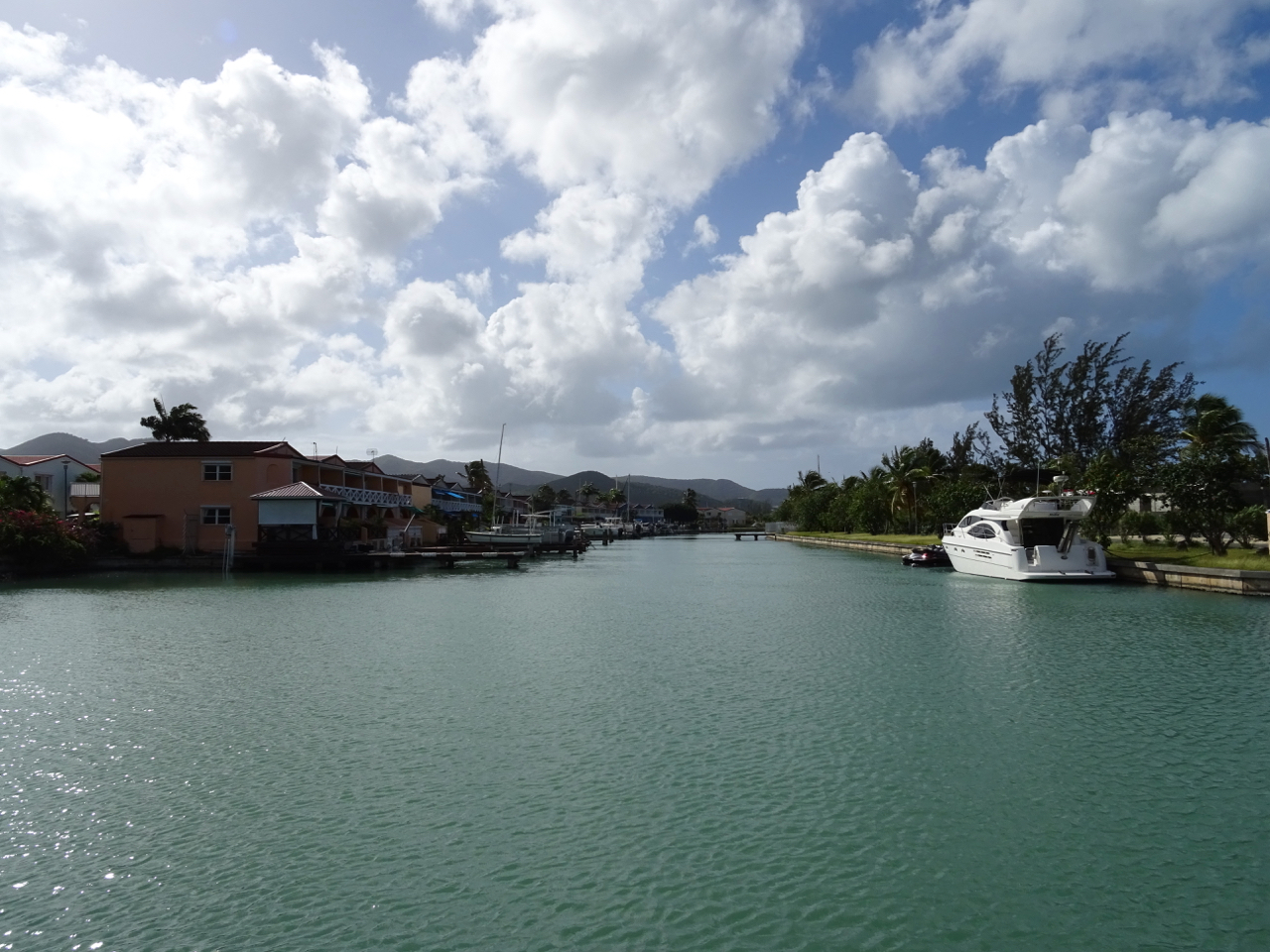 Jolly Harbour marina Property