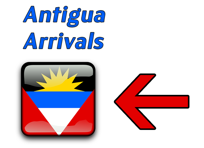 antigua airport arrivals