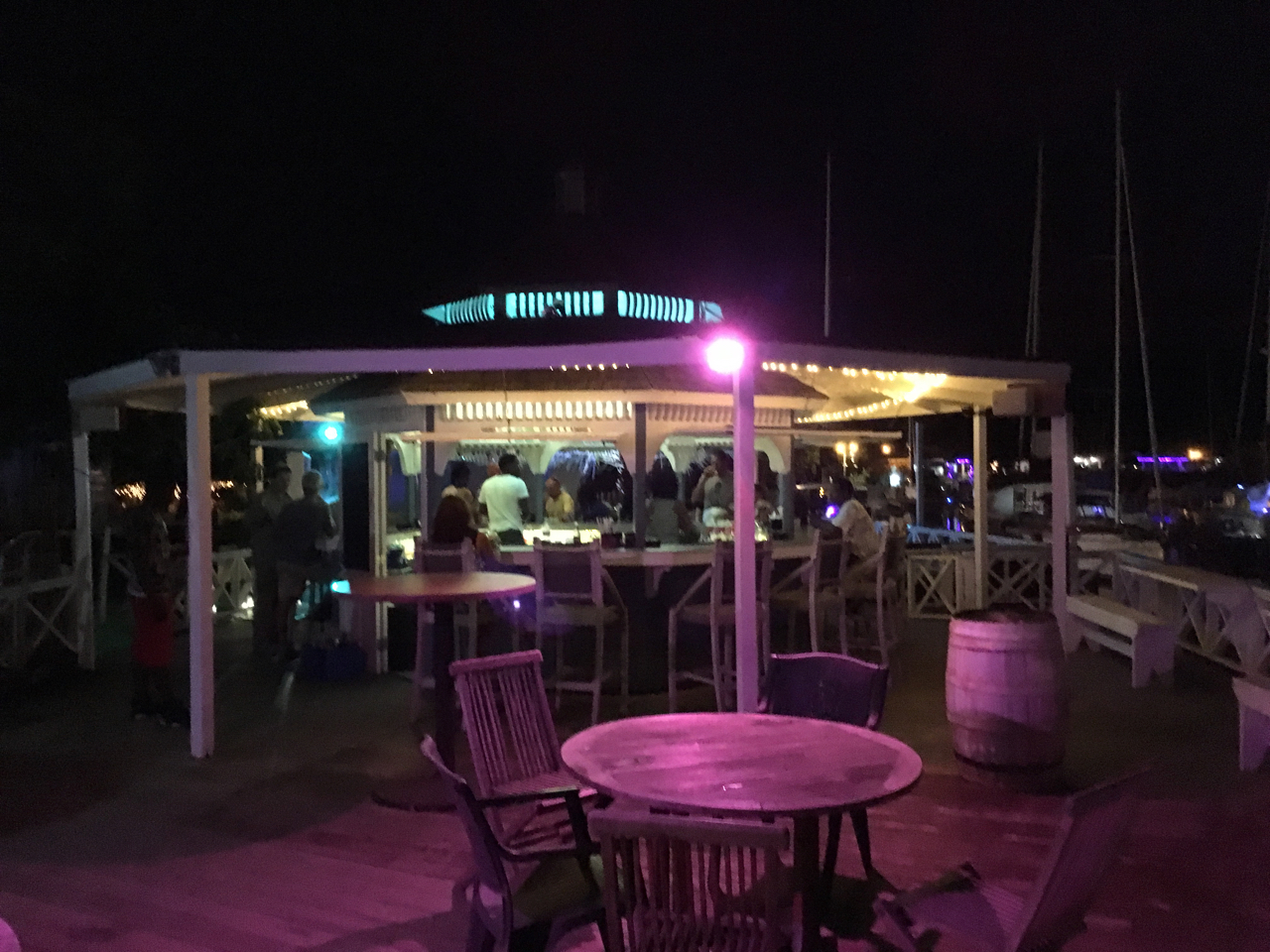 Westpoint Bar Jolly Harbour