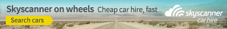 skyscanner car hire