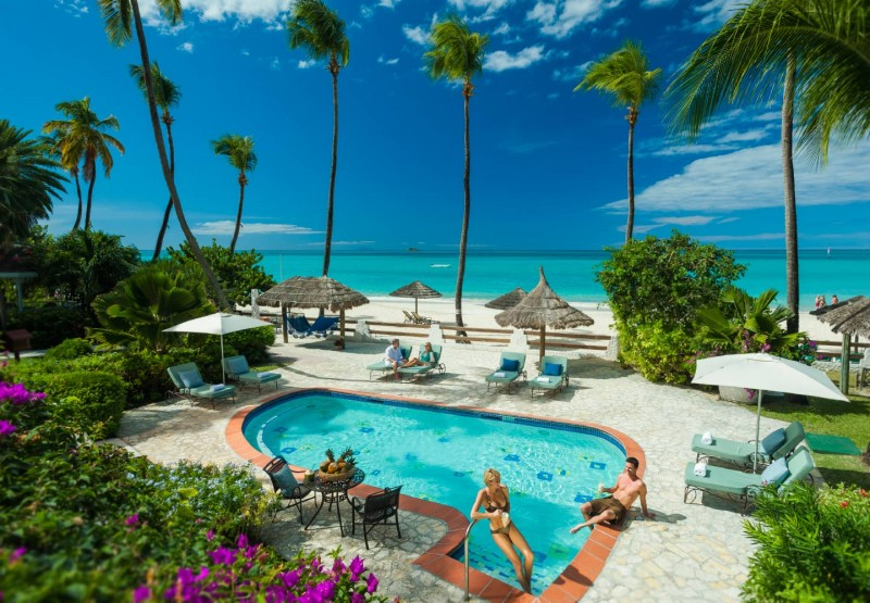 Sandals Grande Antigua Resort And Spa  Star