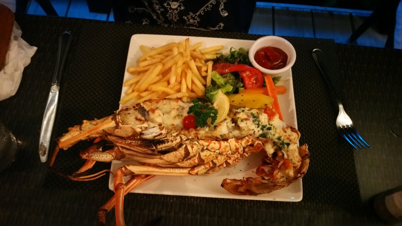 Lobster Night Al Portos