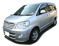 Noah Mini Van