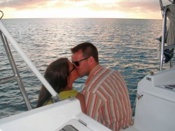 Romantic Antigua Sunset Cruise